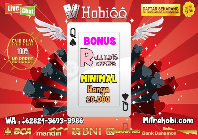 Re: HOBIQQ | Situs Judi Online | Situs Judi Online Terpercaya | Agen Poker Terbesar Dan Terpercaya | Online 24 Jam - Page 3 46
