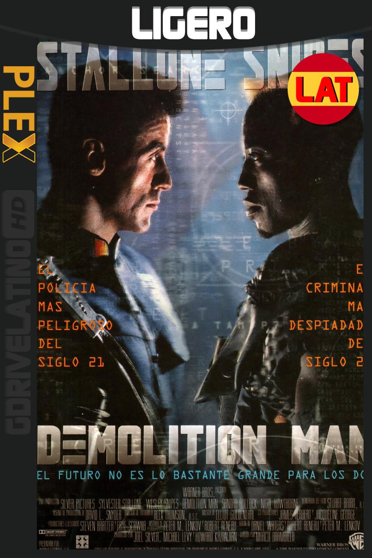 El demoledor (1993) BRRip 1080p Latino-Inglés MP4