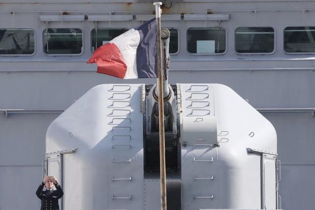France-Vende-miaire-South-China-Sea-Navy-2018