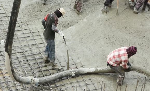 Proses Pembuatan Beton Ready Mix Dalam Proyek Besar