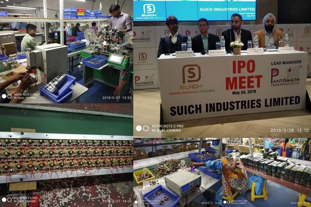 Suich IPO Meet