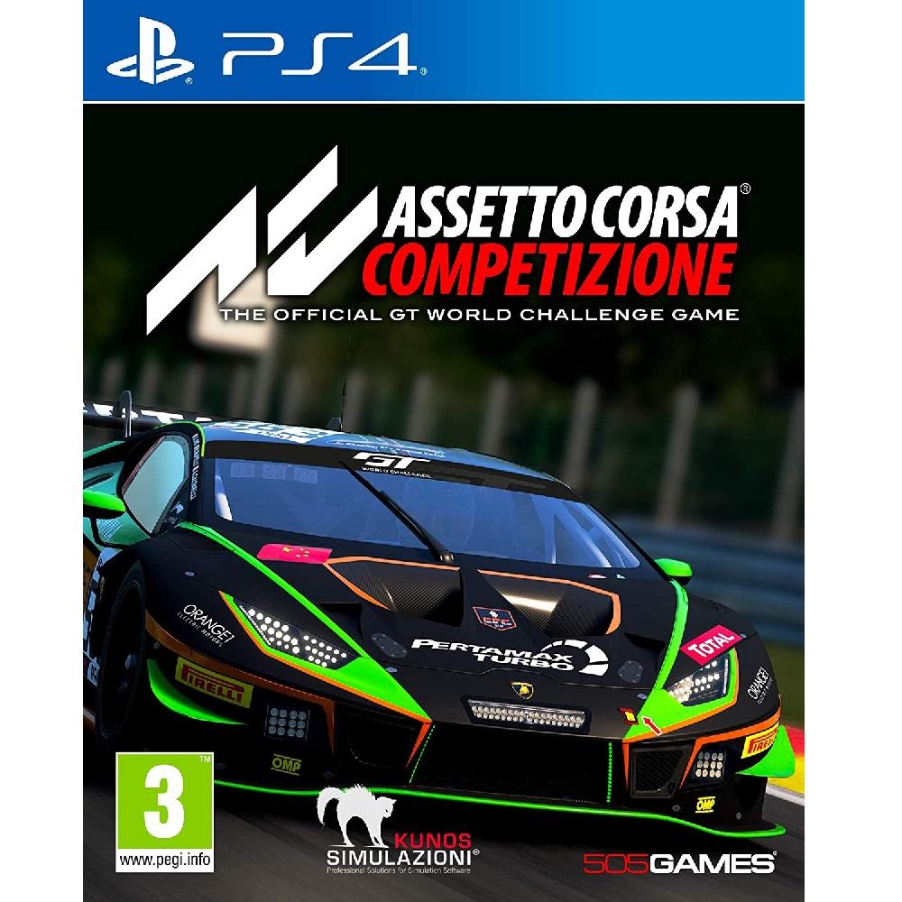 PS4 Assetto Corsa Competizione (Basic) Digital Download