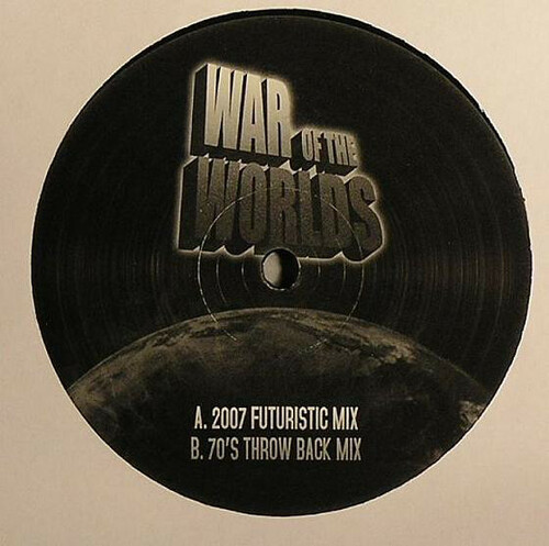 Unknown Artist - War Of The Worlds 2007