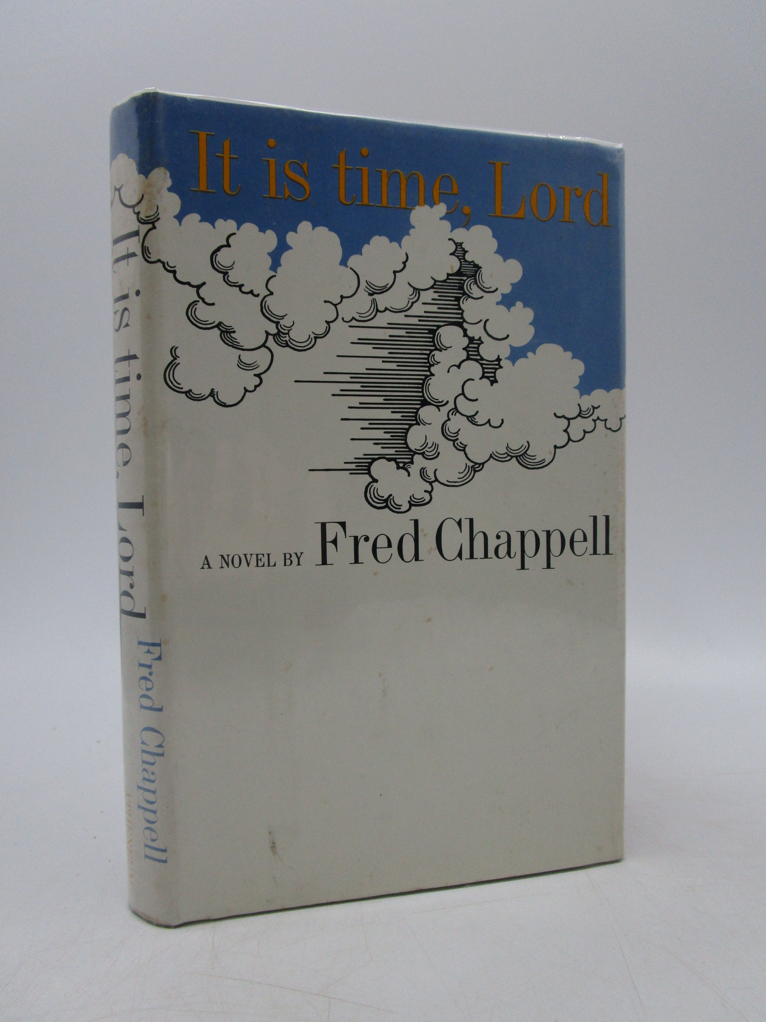 Image for It is time, Lord (SIGNED first edition)
