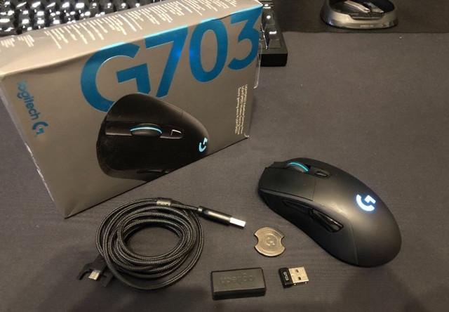 P: myš logitech G703 s malou estetickou chybou