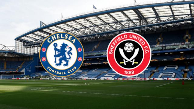 مشاهدة مباراة تشيلسي وشيفيلد يونايتد بث مباشر اليوم بتاريخ 11-07-2020 في الدوري الانجليزي