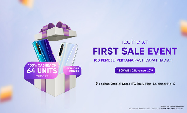 realme-XT-First-Sale-Event