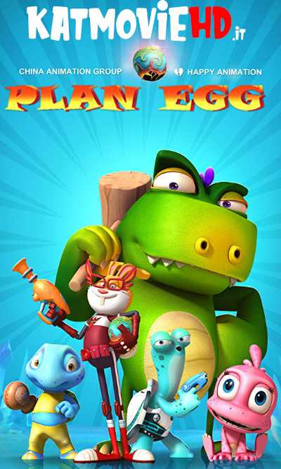 Plan Egg (2017) Web-DL 480p & 720p Dual Audio [In Hindi + Chinese]