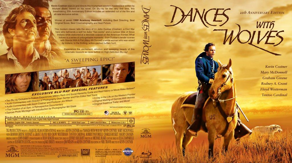 Dances with Wolves (1990) x265 1080p Dual
