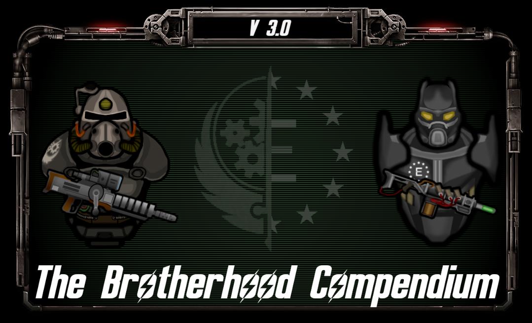 The Brotherhood Compendium / Компендиум Братства [1.1 - 1.2] [RU]