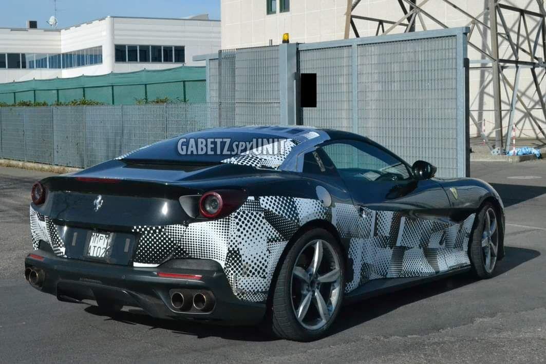 2021 Ferrari Portofino Facelift 7