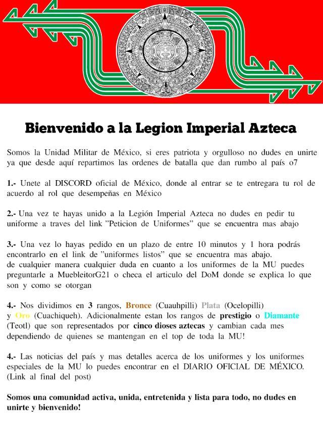 Legion-Imperial-Azteca-bienvenida