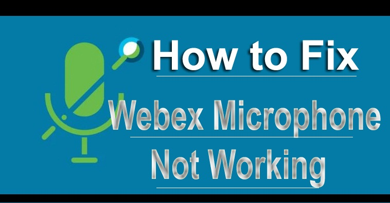 Webex-Microphone-Not-Working