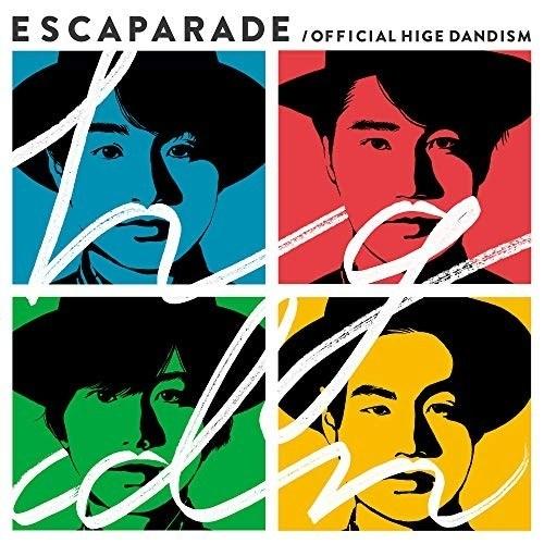 [Album] Official HIGE DANdism – Escaparade