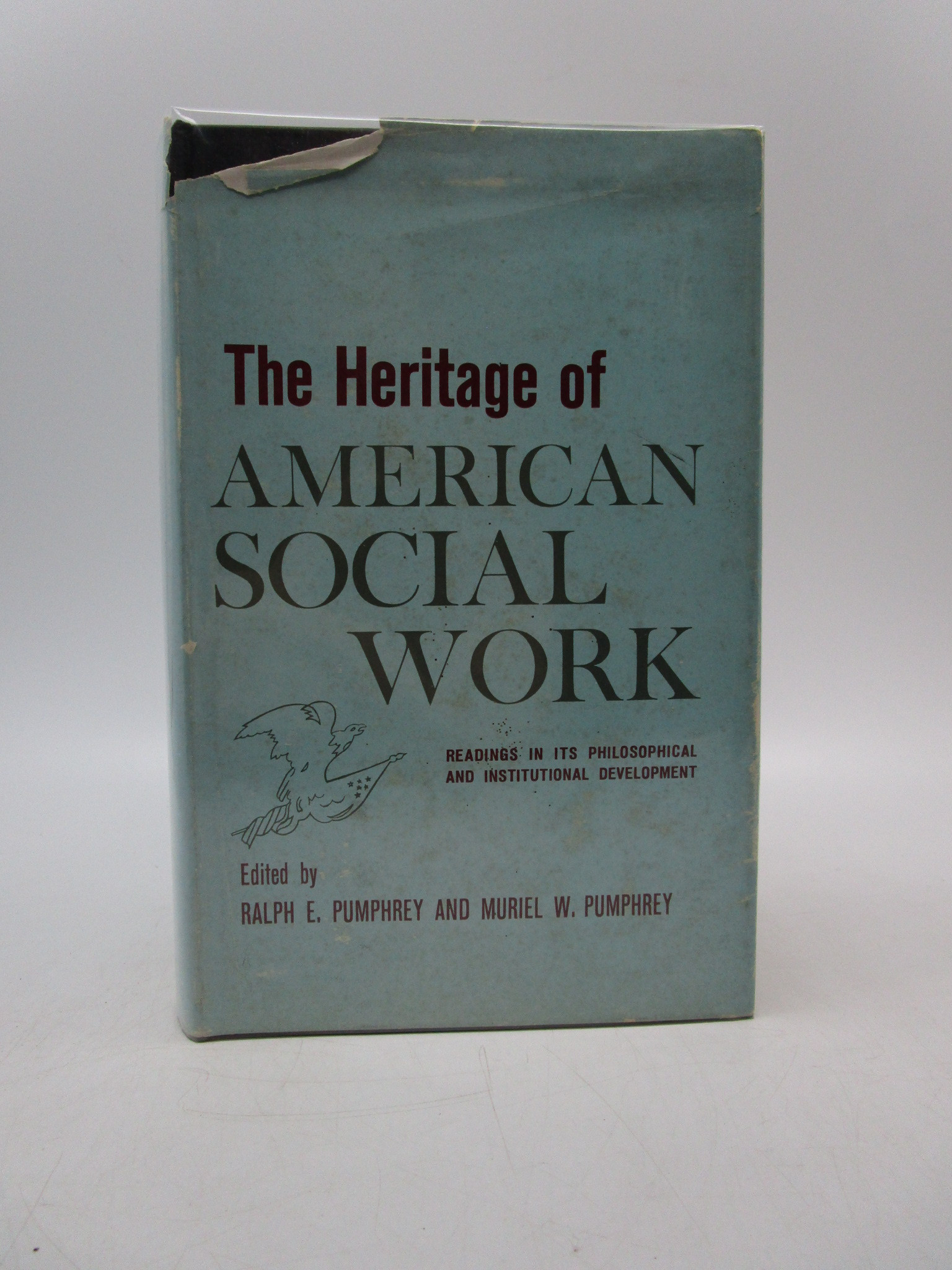 Image for The Heritage of American Social Work