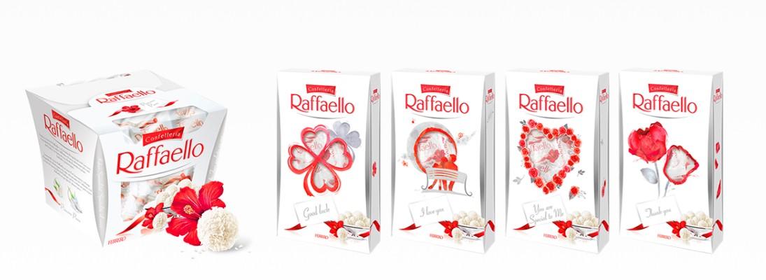 Gana cada día experiencias personalizadas para 2 (valoradas en 150€) comprando Raffaello