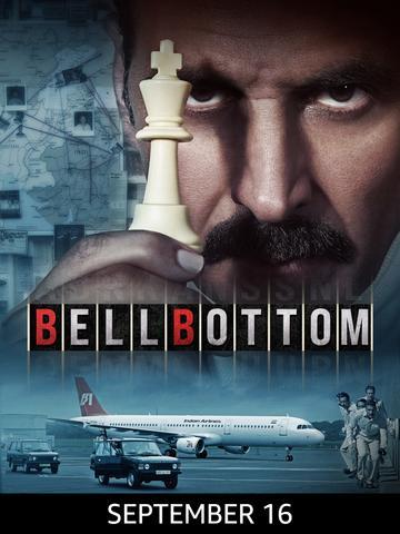 Bellbottom (2021) Hindi 720p AMZN WEB-DL H264 AAC 900MB ESub