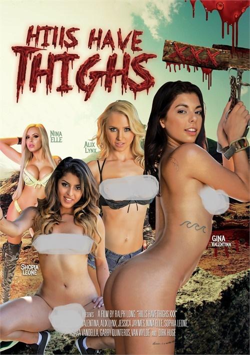 18+ Hills Have Thighs XXX 2020 Porn Parodies 720p HDRip 1.5GB | 500MB Download