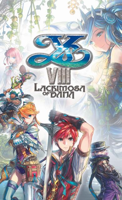『魔界戰記Disgaea 4 Return』『伊蘇VIII -丹娜的隕涕日-』 將推出繁體中文版的通知  Visual