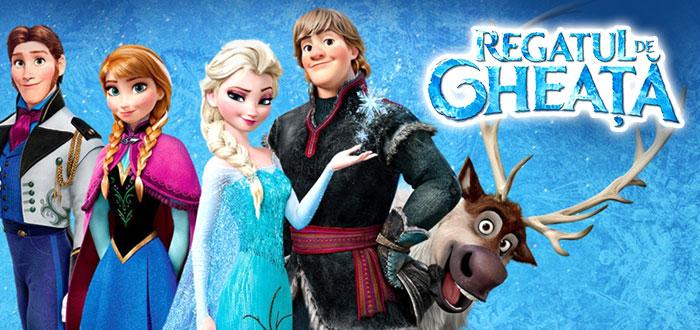 Regatul de gheață online