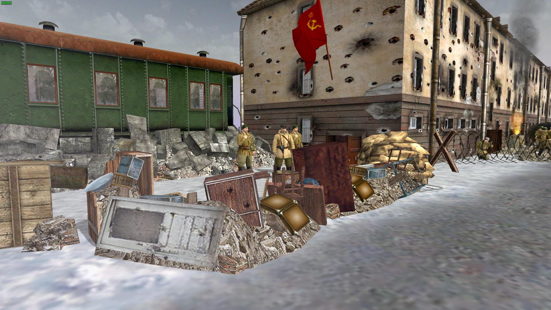 Скачать файл Улица Сталинграда.