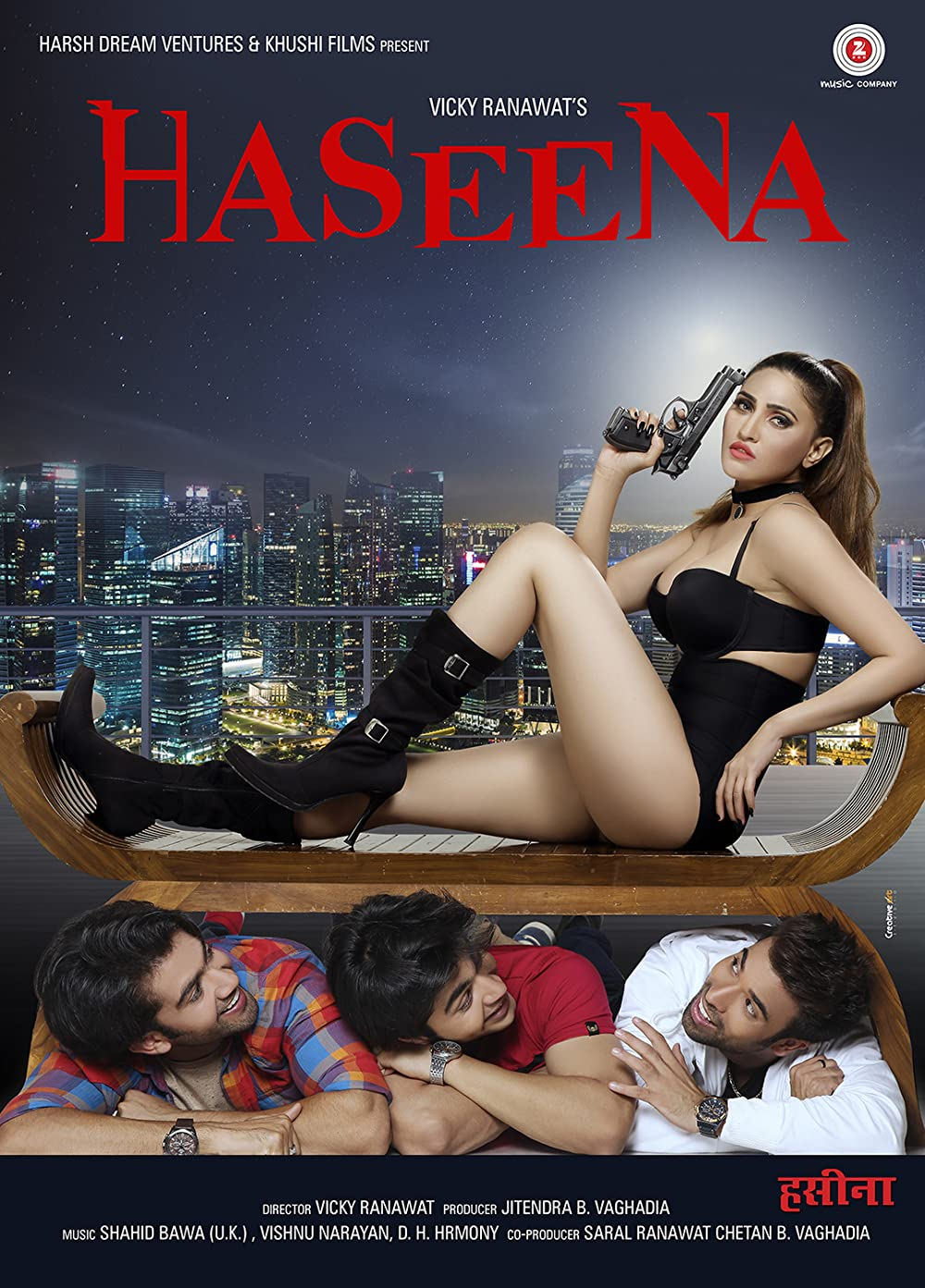 18+Haseena (2021) Hindi Movie HDRip 720p AAC
