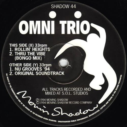 Download Omni Trio - Vol. 4: Rollin' Heights mp3