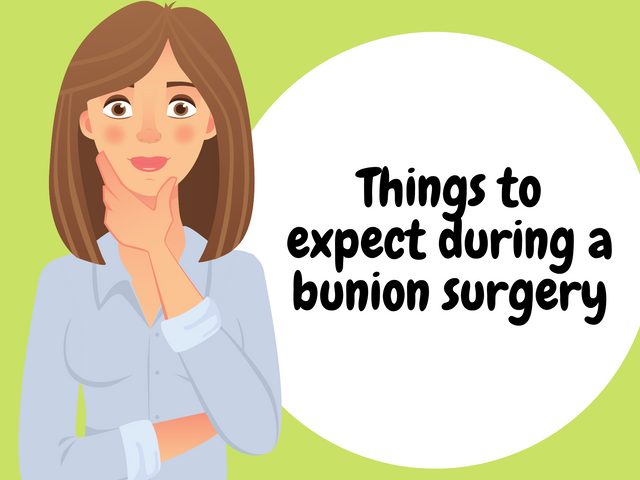 Things-to-expect-during-a-bunion-surgery