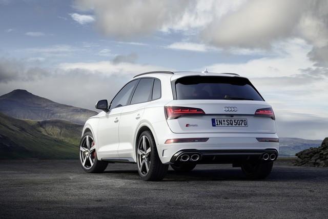 Sportivité, puissance et efficience : Audi présente la nouvelle génération de la SQ5 TDI A208369-medium