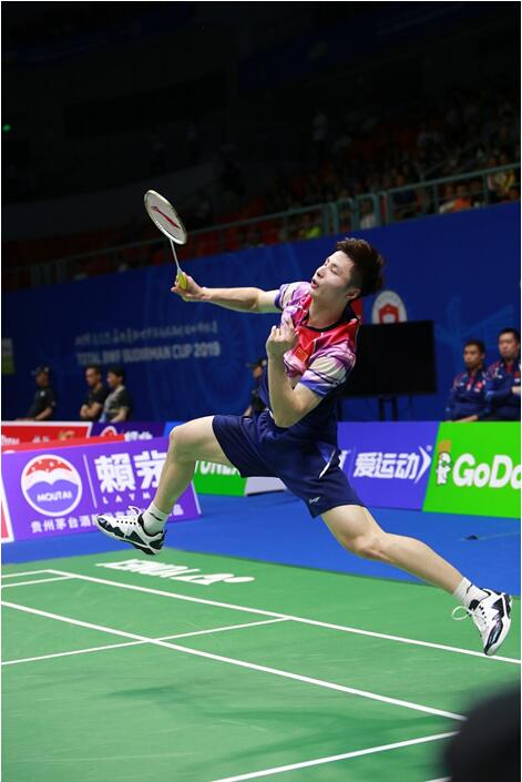 The 2019 Total BWF Sudirman Cup World Mixed Team Championships officially launched, igniting the passion of Nanning