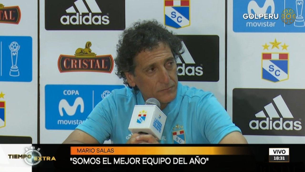 Mario Salas: