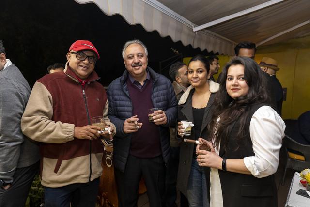 rocky patel event