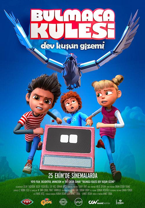Bulmaca Kulesi: Dev Kuşun Gizemi | 2019 | Yerli Film | HDRip | XviD | m720p - m1080p | HDTV | Tek Link