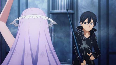 """Mi heroe"" | Sword Art Online: Alicization"