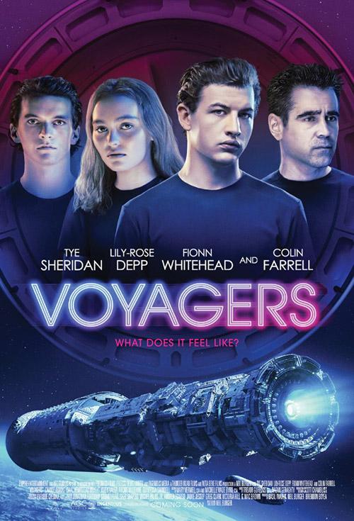 Gezginler | Voyagers | 2021 | m720p - m1080p | WEB-DL | Türkçe Altyazılı | Tek Link