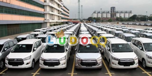 Indonesia Ingin ekspor Mobil Sebanyak 1 Juta Unit tahun 2019