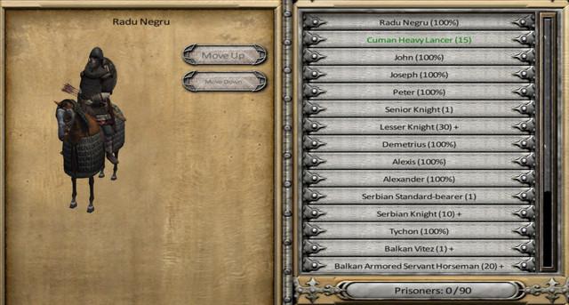 Armata-Radu-Negru-1257-AD