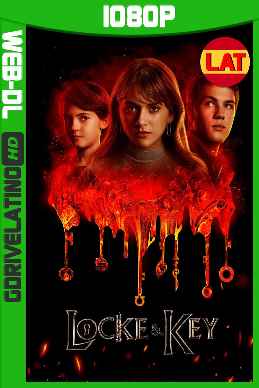 Locke & Key (2021) Temporada 2 NF WEB-DL 1080p Latino-Inglés MKV