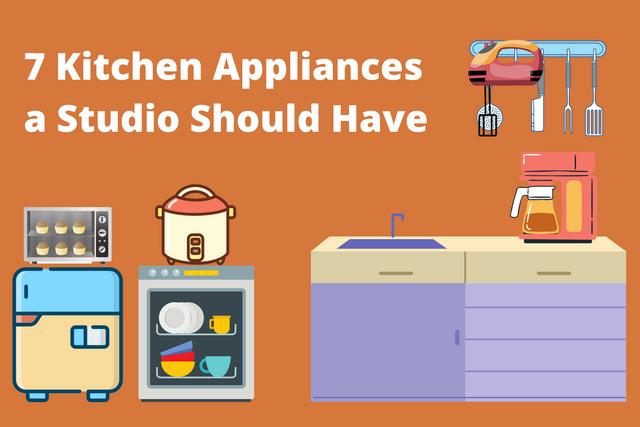 7-Kitchen-Appliances-a-Studio-Should-Have