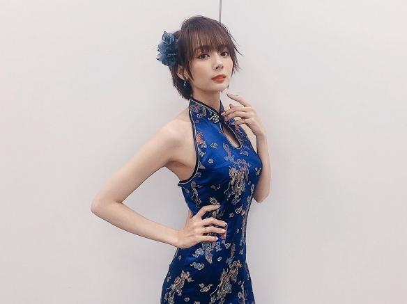 """超颯爽短髮蒂法!日本正妹""""岡田紗佳""""美照欣賞"""