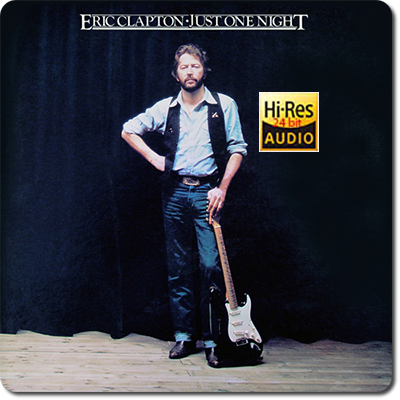 Eric Clapton – Just One Night ( 1980/2014)