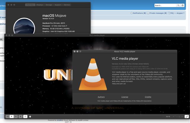 VLC 4 0 0xxxxxx Nightly / - The VideoLAN Forums