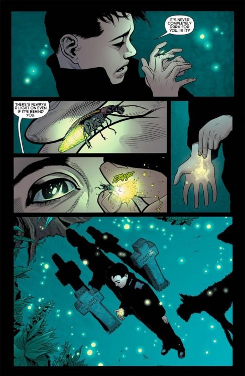 Damian Wayne: Robin Appreciation 2019 - Page 2