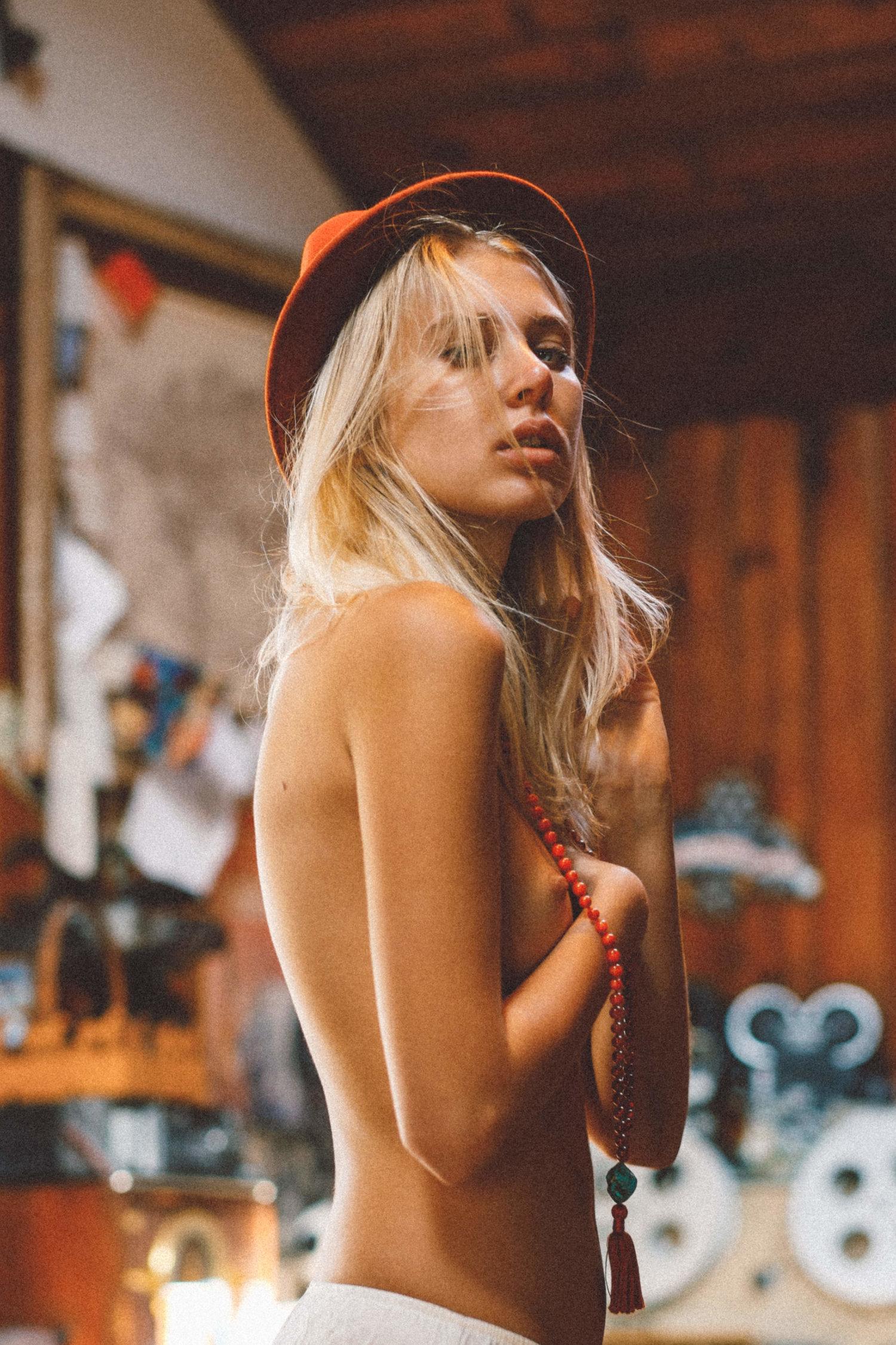 Sofiia Chuprikova by Jon Batario
