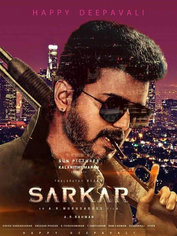 Sarkar (2018) Bangla Dubbed Full Movie 720p HDRip AAC [SRK]