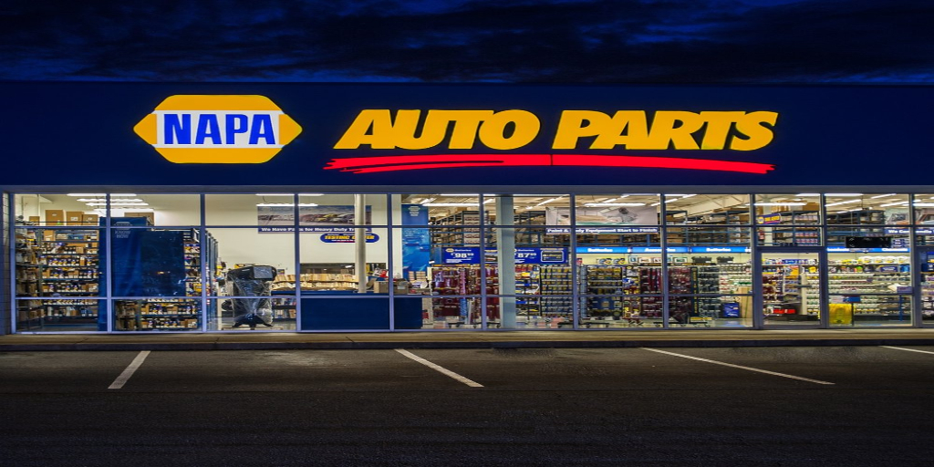 Auto Parts Store