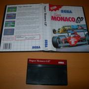 [VENDUS] 28 jeux MASTER SYSTEM -> 100€ FDPIN Super-Monaco-GP