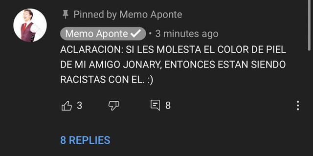 Memo-Aponte-racismo