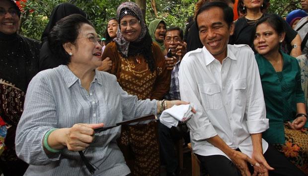 Jokowi Tak Ikut Dalam Pertemuan