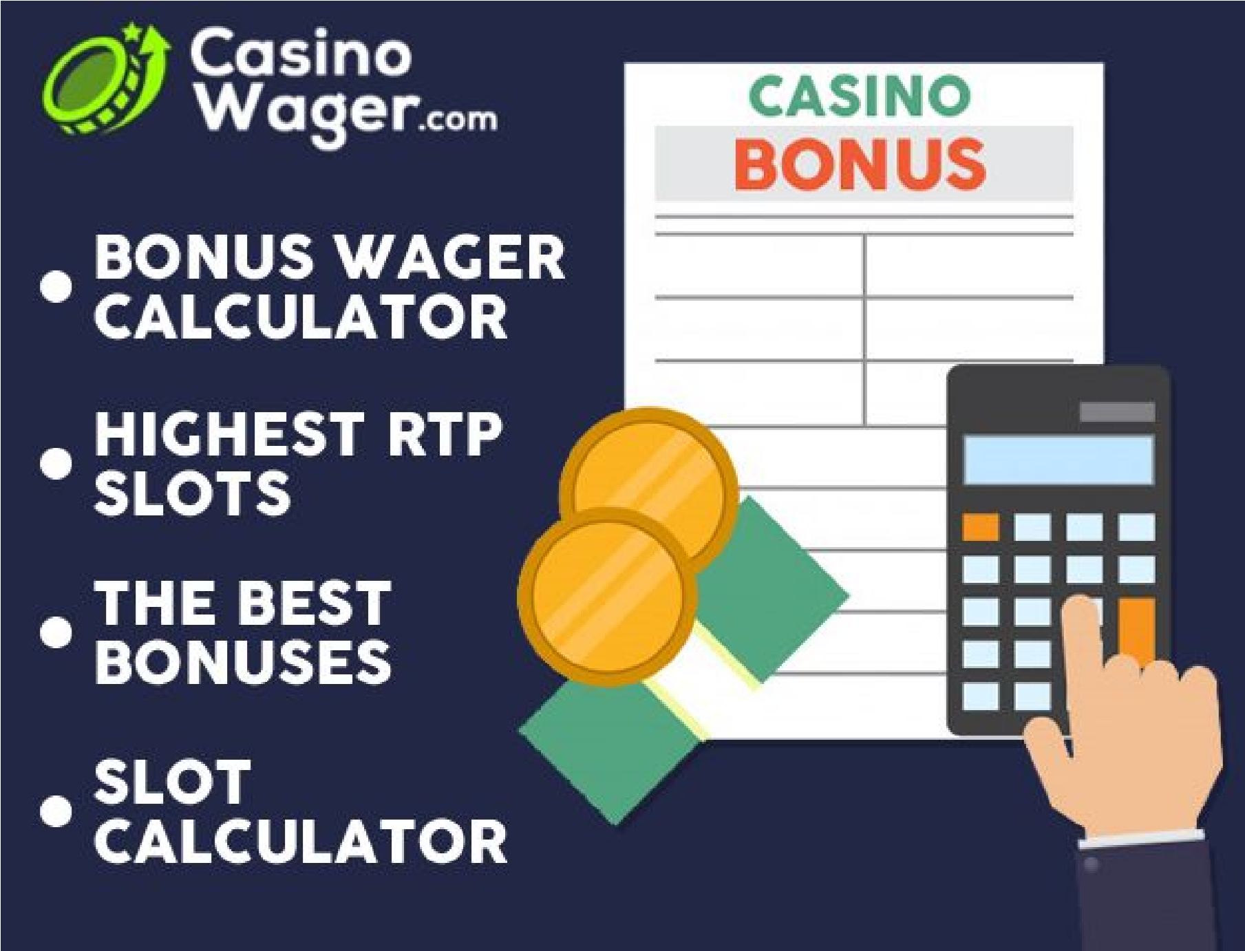 Casino Wager – A Brand New Way To Calculate Your Odds